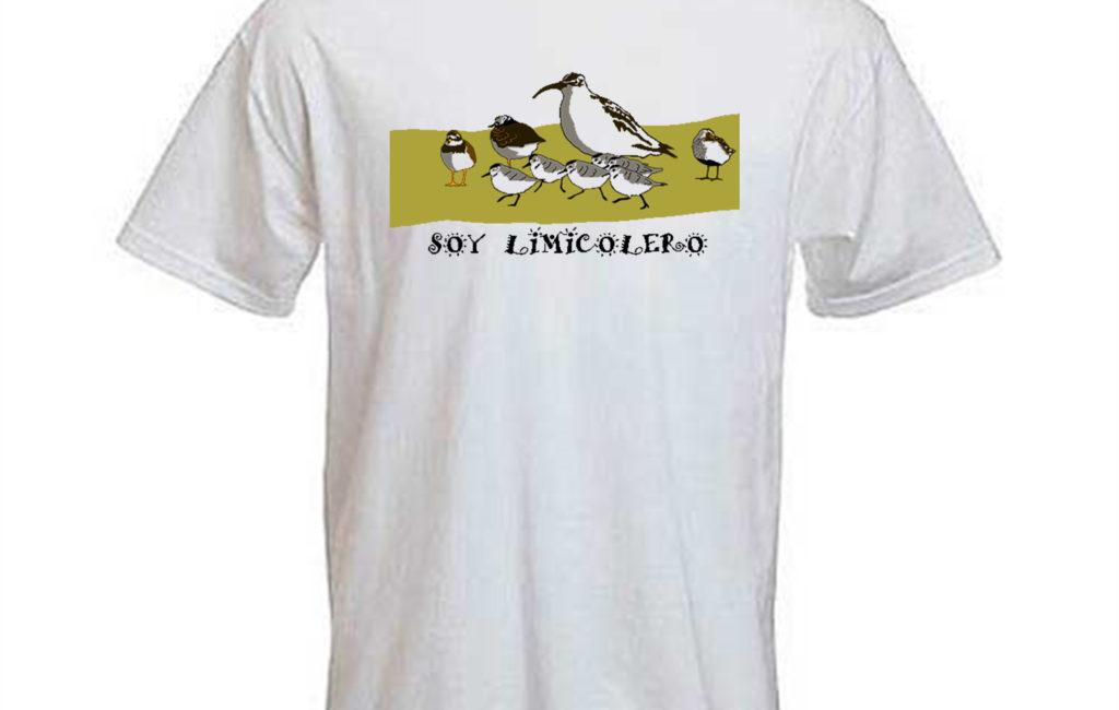 Camiseta Soy Limicolero